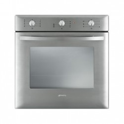 smeg sf250x Convection oven, 60 cm, stainless,
