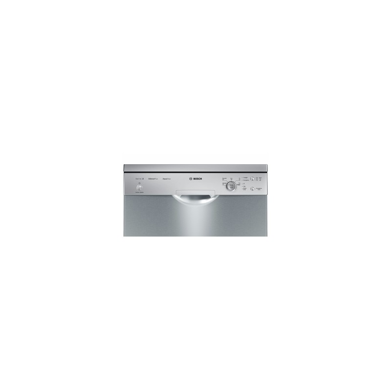 Bosch sms25ai01j lavastoviglie 60 cm inoxdoor anti impronta for Lavastoviglie 40 cm
