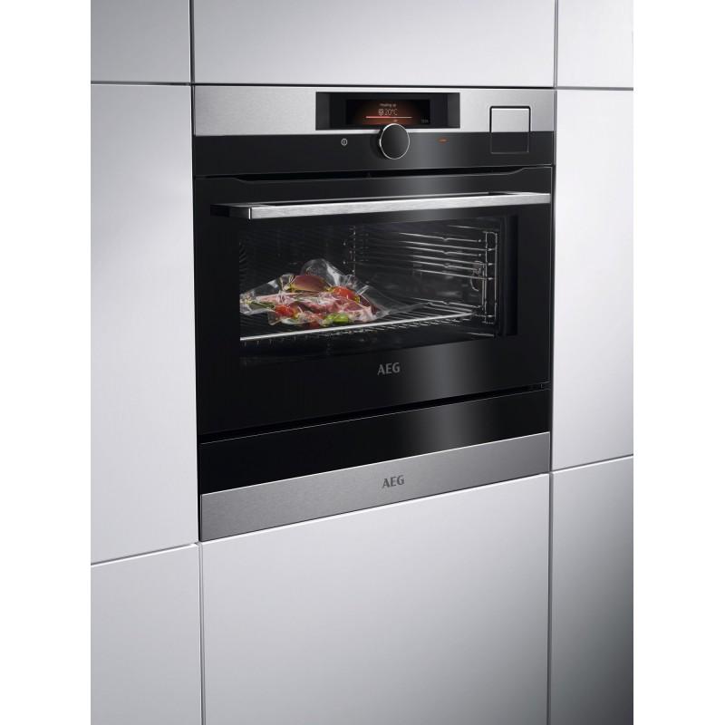 Aeg ksk892220m forno compatto a vapore - Forno a vapore opinioni ...