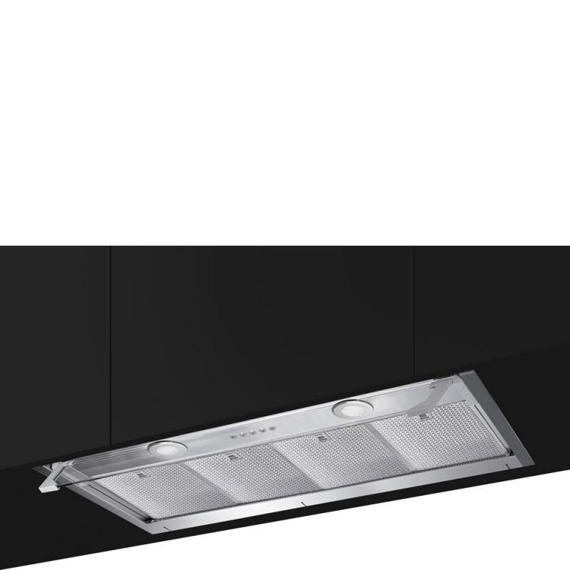 Smeg ksp120hxe cappa integrata a vista - Smeg cappe cucina ...
