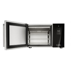 built-in blast chiller  LIFE W30 Nero Elegance Inox