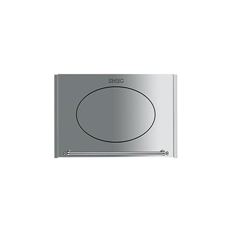 Smeg pmo66x porta basculante per forno a microonde inox - Mobiletto per forno microonde ...