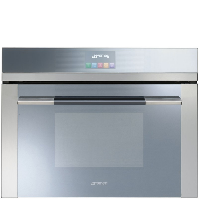 smeg SF4140MC Forno compatto combinato microonde