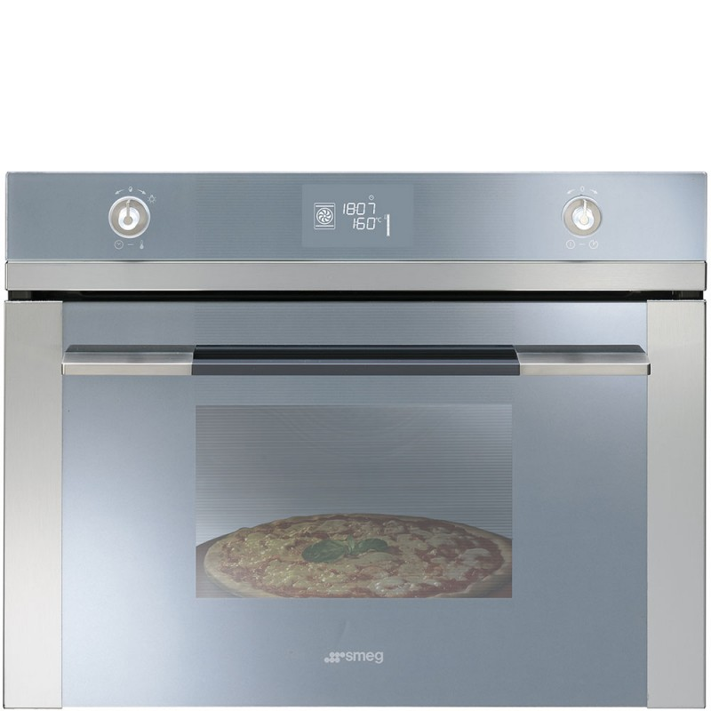 Smeg Sf4120pz Electric Thermoventilated Ofen Pyrolytische