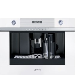 smeg cmsc451b 45 CM COFFEE MACHINE, LINE