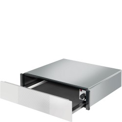 smeg ctp1015b Cassetto scaldastoviglie per forni compatti, H 15 cm