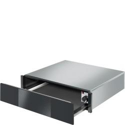 smeg ctp1015n Cassetto scaldastoviglie per forni compatti, H 15 cm