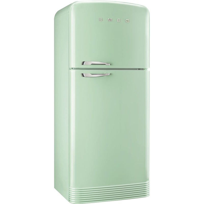 smeg FAB50RPG Zweitürigen Kühlschrank 50er grünes Wasser