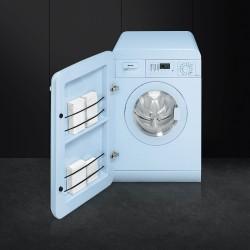 smeg lavabiancheria estetica bombata LBB14AZ