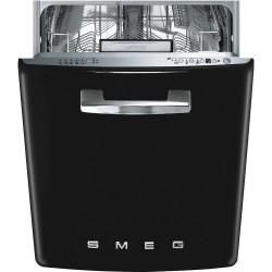 smeg ST2FABBL Dishwasher Undermounted 50s, black