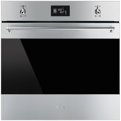 smeg sf6390xe oven ventilated, stainless steel