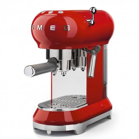 smeg ECF01CREU Macchina da caffè espresso