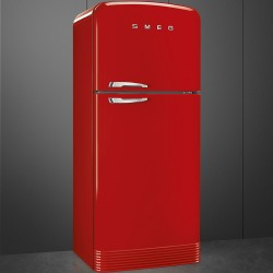 smeg FAB50RRD  Refrigerator-freezer 50's Retro Style Aesthetic red