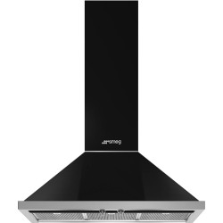 smeg KPF9BL WALL DECORATIVE HOOD