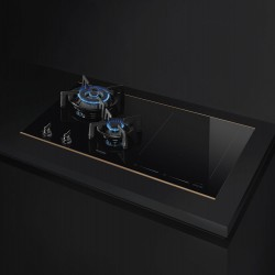 smeg pm6721wldr Mixed Fuel Hob