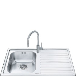 smeg ll861d-2 LOW PROFILE SINK