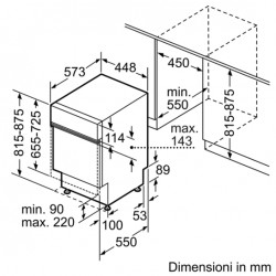 siemens SR536S01ME Lavastoviglie 45 cm speedMatic integrabile inox,