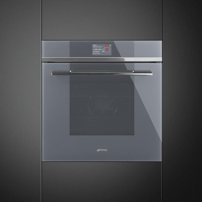 Forno incasso smeg prezzi forni da incasso smeg sfpne nero con display forno molto usato - Forno combinato whirlpool da incasso ...