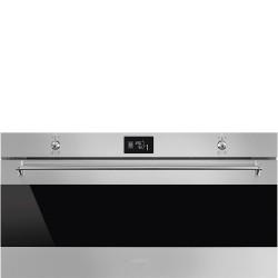 smeg sf9315xr Fan oven, 90 cm, stainless steel anti-fingerprint