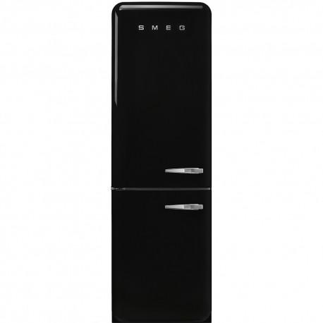 smeg FAB32LBL3 Refrigerator- 50s , black ,