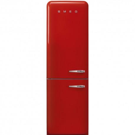 smeg FAB32LRD3 Refrigerator- 50s , red