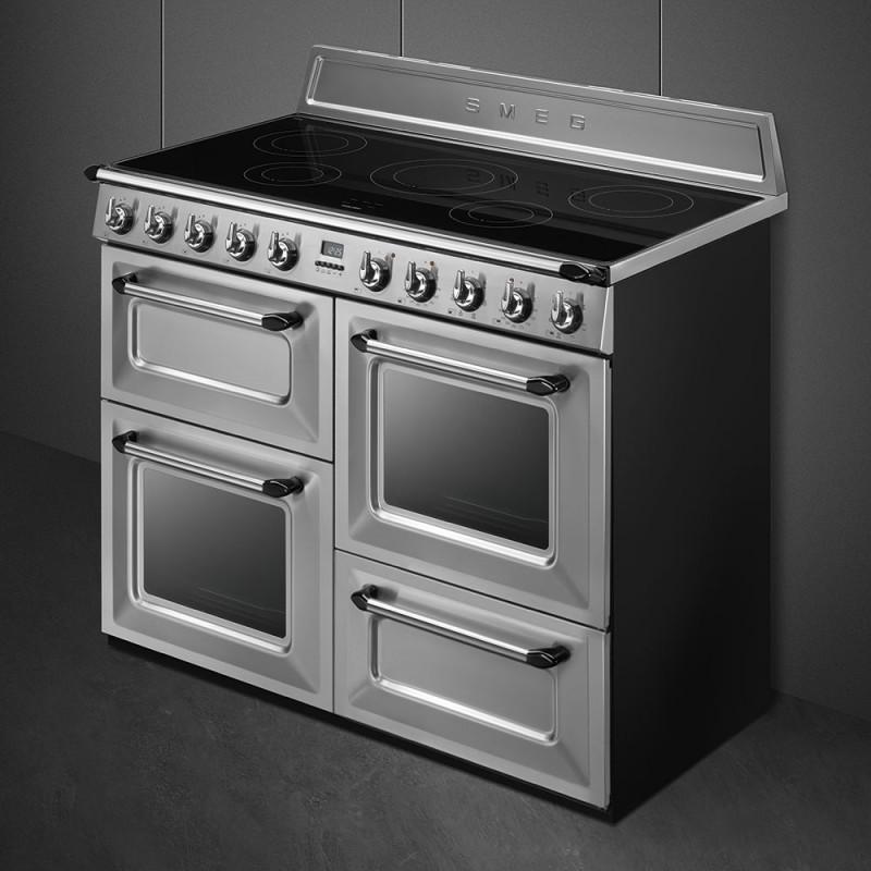 smeg tr4110ix Cucina Victoria, acciaio inox