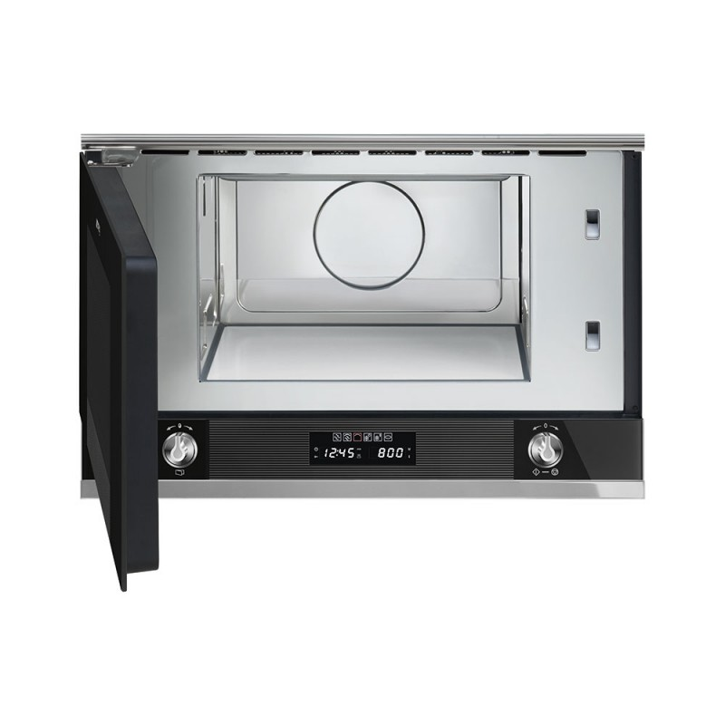 smeg mp122n1 Forno a microonde - Forni incasso - Dueg Store ...