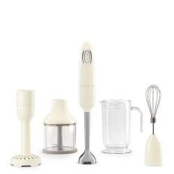 smeg HBF02CREU  Hand Blender, Cream