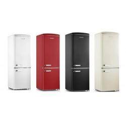 severin RKG 8925 frigorifero retrò bianco
