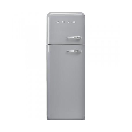 smeg FAB30LSV3 Double door Refrigerator-Freezer, Silver,