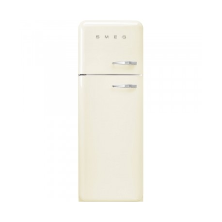 smeg FAB30LCR3  Double door Refrigerator-Freezer, Cream