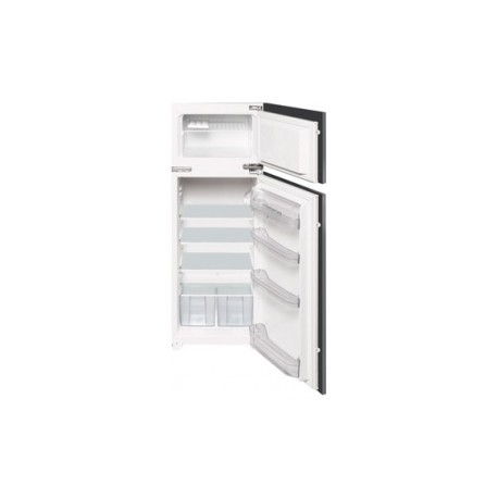 Fr2322p smeg frigorifero doppia porta 214 l classe energetica a - Frigoriferi smeg doppia porta ...