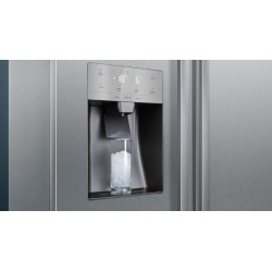 siemens KA92dai30 Frigo-congelatore Side by Side Full inox