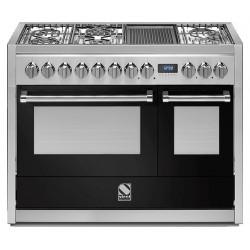 steel cucine Genesi 120 g12sf-6t