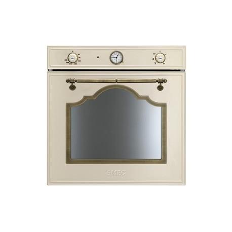 smeg SF700PO Convection oven, 60 cm, cream Aesthetics Cortina
