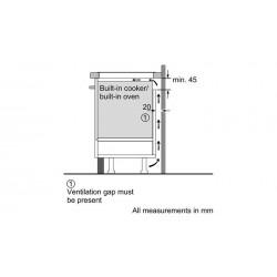 Induzione da 60 cm ,eh675mv17e