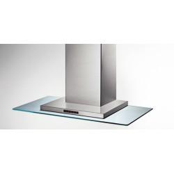 k400007 Tecnowind Linea Design BLUES Inox-Cristallo 90 cm