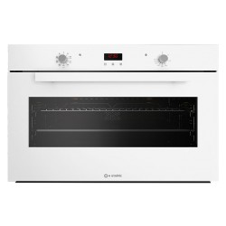 smalvic FI-90MT GLASS/F-BT6 BIANCO forno 90 cm