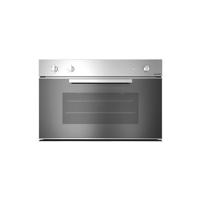 smalvic FI-90WT NC90 PSC INOX oven 90 cm