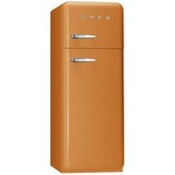 smeg FAB30LO1 Frigorifero due porte anni '50, arancione,
