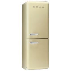 smeg FAB32RCR3 Refrigerator- 50s , cream ,