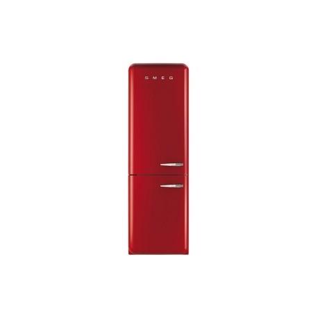 smeg FAB32LR1 Refrigerator- 50s , red