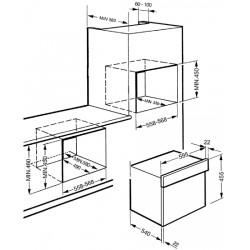 smeg Forno compatto combinato microonde,  sc445mcx1