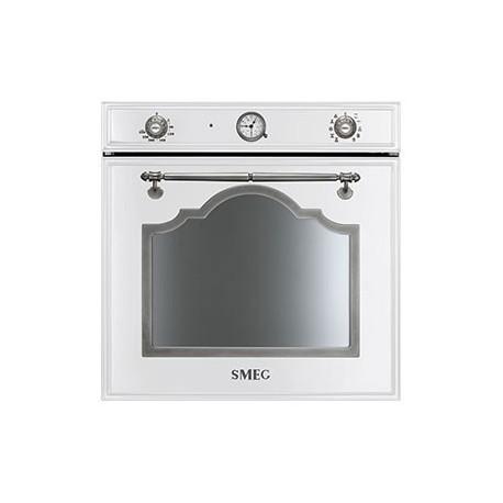 smeg SF750BS Convection oven, 60 cm, white Aesthetics Cortina