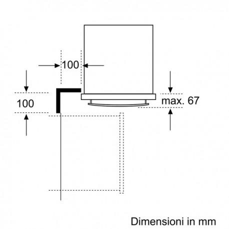 neff Forno Multifunzione acciaio inox A-20% circo therm B12M42N3FR