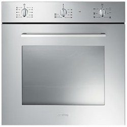 smeg SF465X Convection oven, 60 cm,