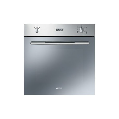 smeg SFP580X Convection oven pyrolytic, 60 cm