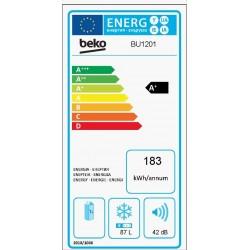 Beko Congelatore Sottotavolabile BU1201
