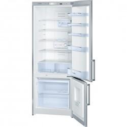 kgn57vl20 Frigo-congelatore da libero posizionamento Inox look