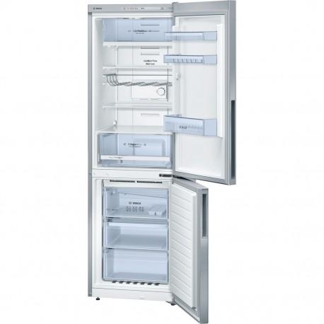 kgn36vl31 Frigo-congelatore da libero posizionamento Inox look